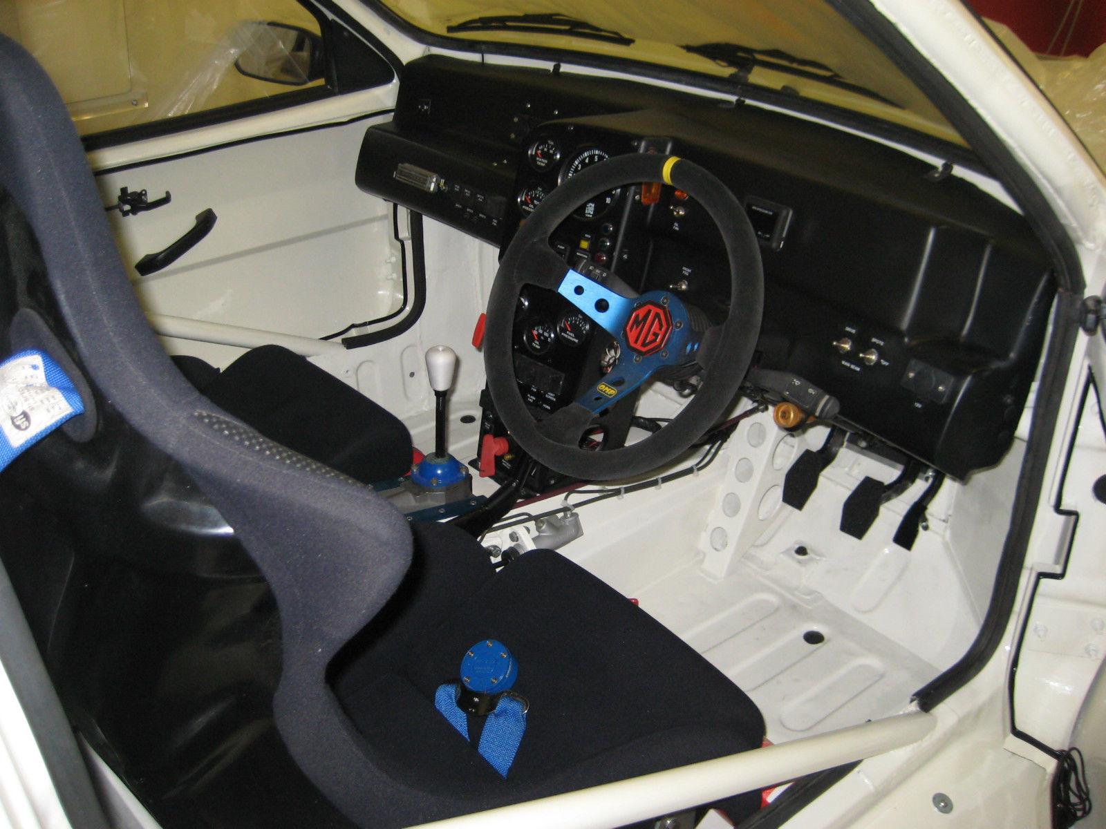 ¿Quieres el MG Metro 6R4 de Colin McRae? Prepara más de 400.000 euros... 2