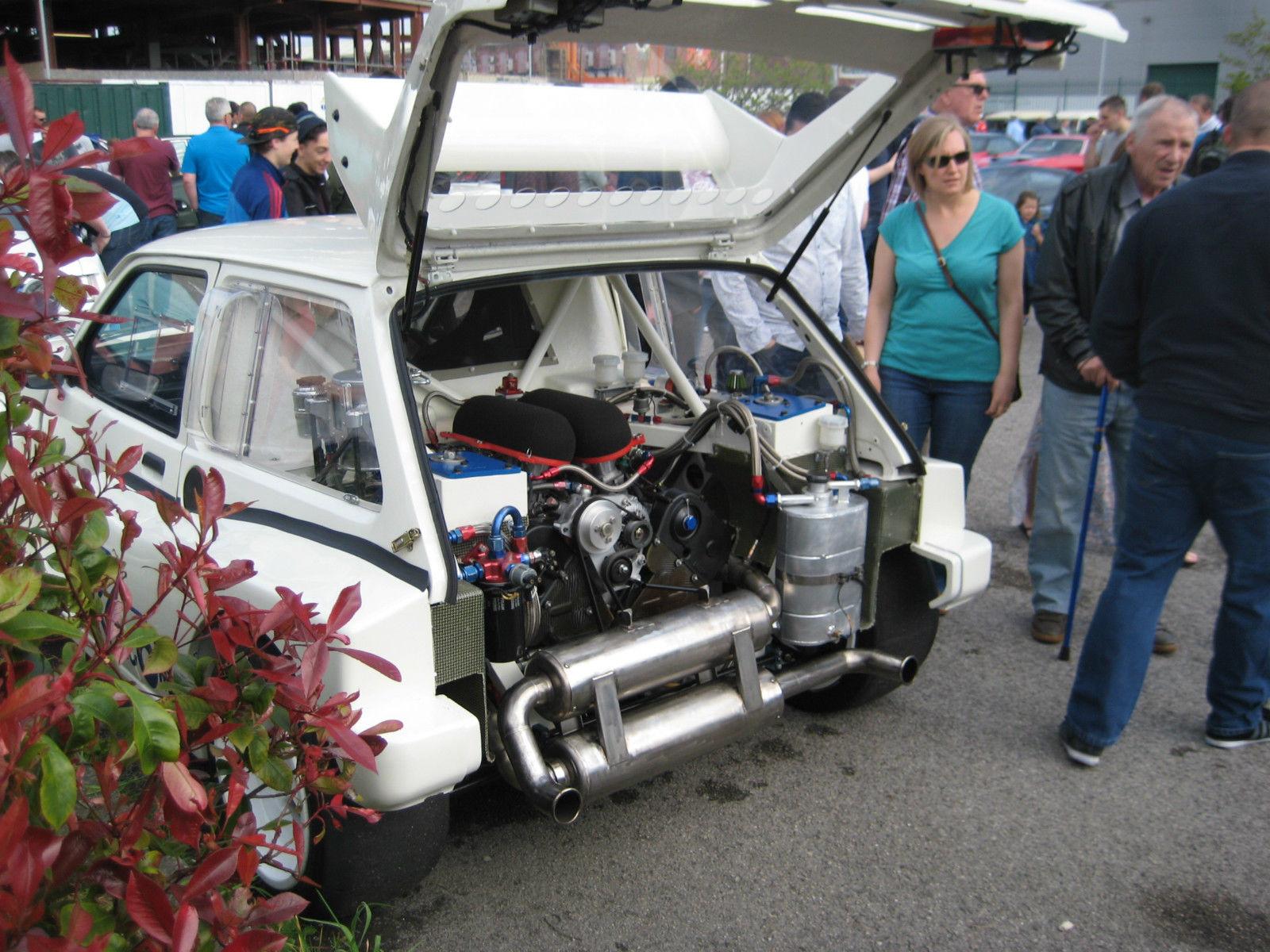 ¿Quieres el MG Metro 6R4 de Colin McRae? Prepara más de 400.000 euros... 3