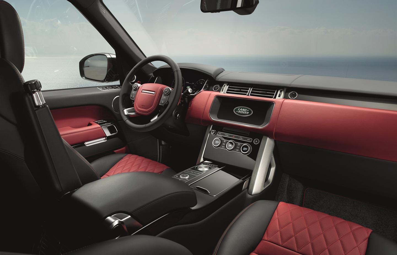 Range Rover SVAutobiography Dynamic: La versión más potente y lujosa 1