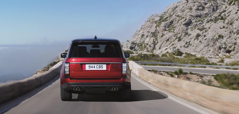 Range Rover SVAutobiography Dynamic: La versión más potente y lujosa 3