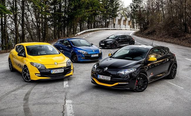 Renault finaliza la producción del Mégane RS: El compacto se queda despojado de su variante más deportiva 1
