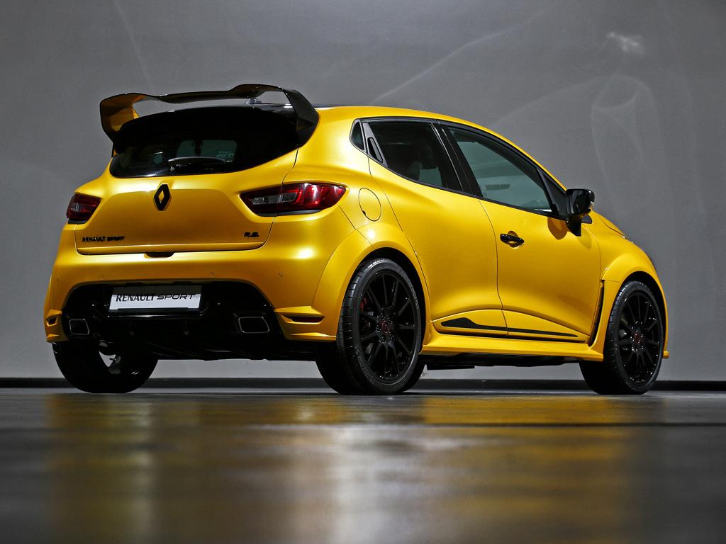 Renault podría producir una pequeña tirada de 500 unidades del Clio RS16 con 275 CV 1