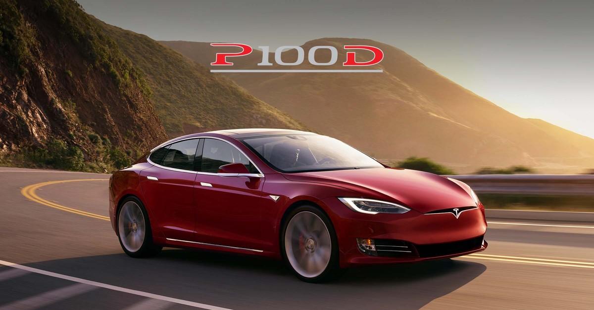 Tesla Model S P100D: ¡El tercer coche más rápido del mercado, y además con siete plazas! 2