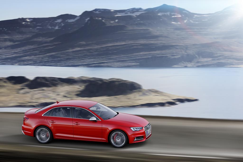Audi S4 y S4 Avant 2017: 354 CV y tracción Quattro desde 72.790 euros 2