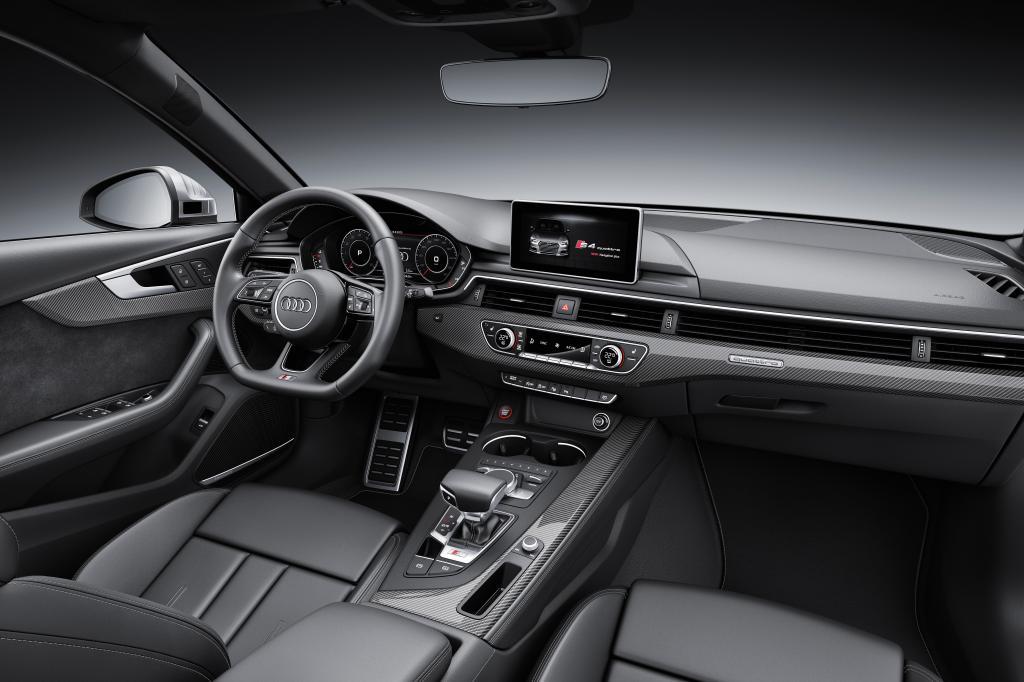 Audi S4 y S4 Avant 2017: 354 CV y tracción Quattro desde 72.790 euros 4