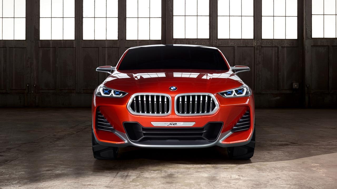 BMW X2, llega el anticipo de un modelo que aún tardará en llegar al mercado 7