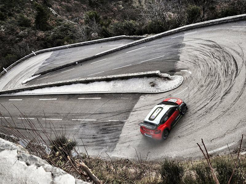 Citroën C3 WRC Concept: Con esta cara se mostrará el fabricante francés en competición 9