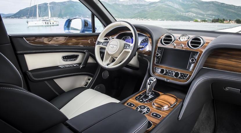 ¿Cuál es el SUV diésel más rápido del mundo? El Bentley Bentayga 6
