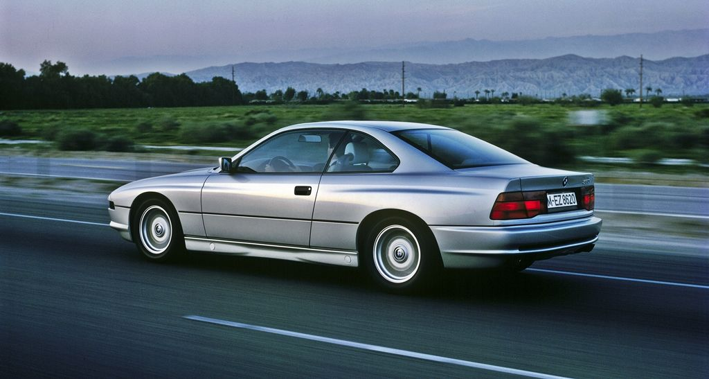 El BMW Serie 8 tocará techo con motor V12
