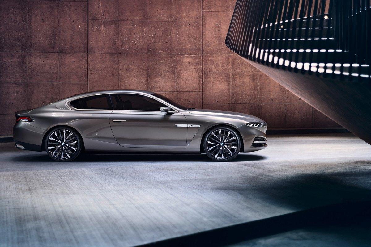 El BMW Serie 8 ya está más cerca, con el Serie 8 M en el horizonte 2