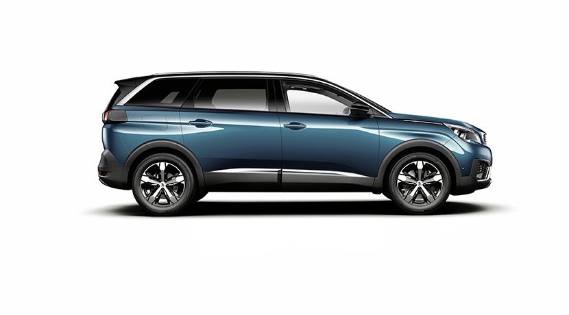 El nuevo Peugeot 5008 se transforma en un SUV siguiendo la estela de sus rivales 1