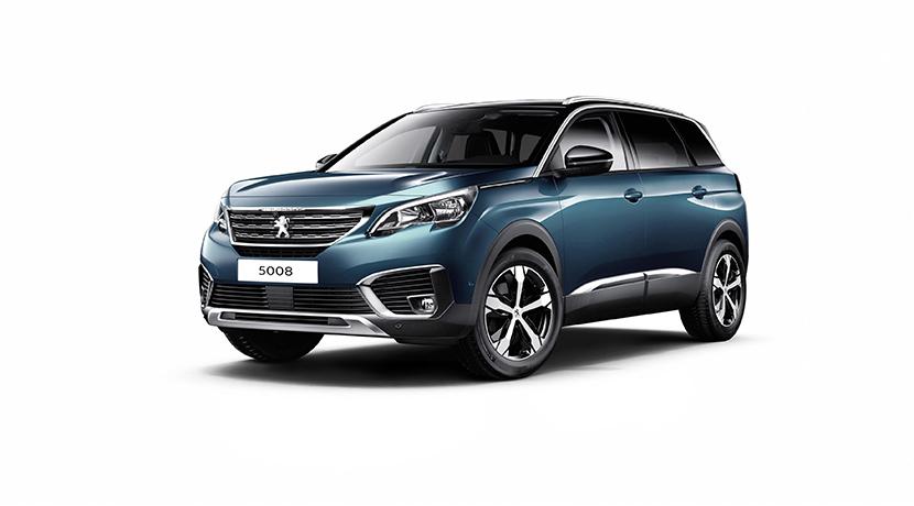 El nuevo Peugeot 5008 se transforma en un SUV siguiendo la estela de sus rivales 3