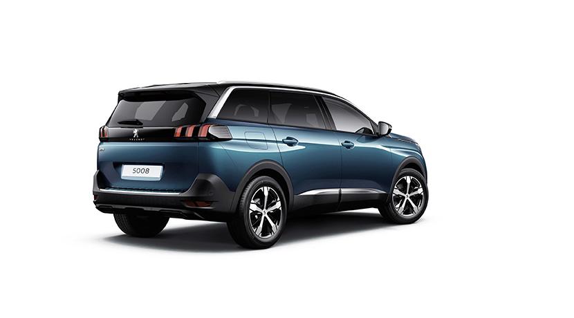 El nuevo Peugeot 5008 se transforma en un SUV siguiendo la estela de sus rivales 4