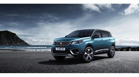 El nuevo Peugeot 5008 se transforma en un SUV siguiendo la estela de sus rivales