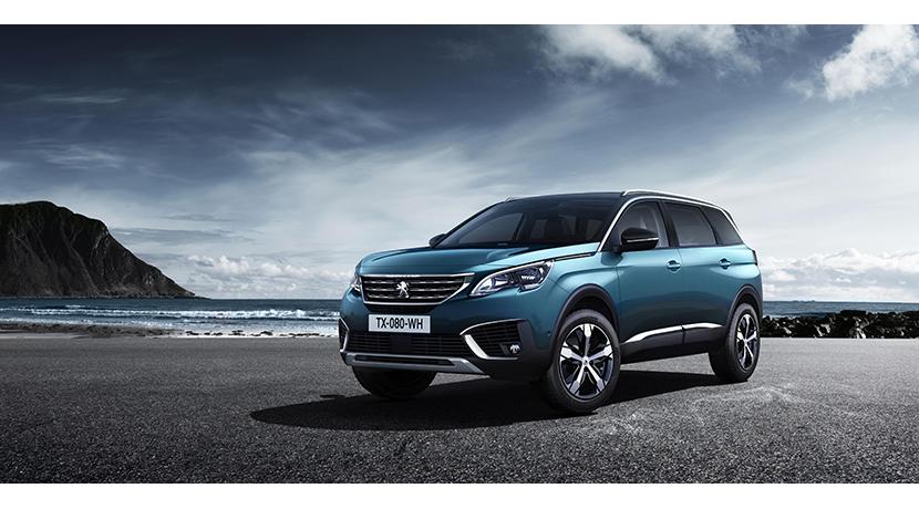 El nuevo Peugeot 5008 se transforma en un SUV siguiendo la estela de sus rivales 8