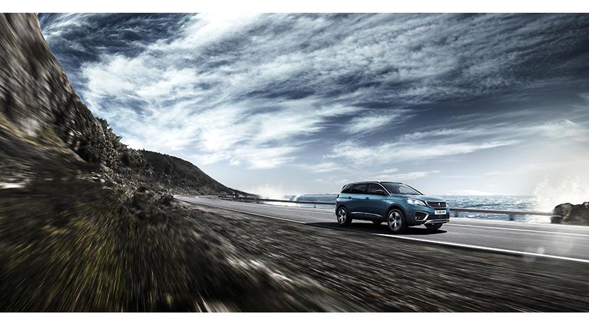 El nuevo Peugeot 5008 se transforma en un SUV siguiendo la estela de sus rivales 9