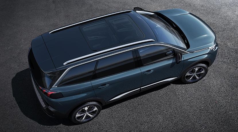 El nuevo Peugeot 5008 se transforma en un SUV siguiendo la estela de sus rivales 10