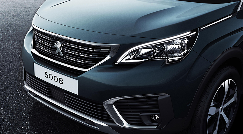 El nuevo Peugeot 5008 se transforma en un SUV siguiendo la estela de sus rivales 18