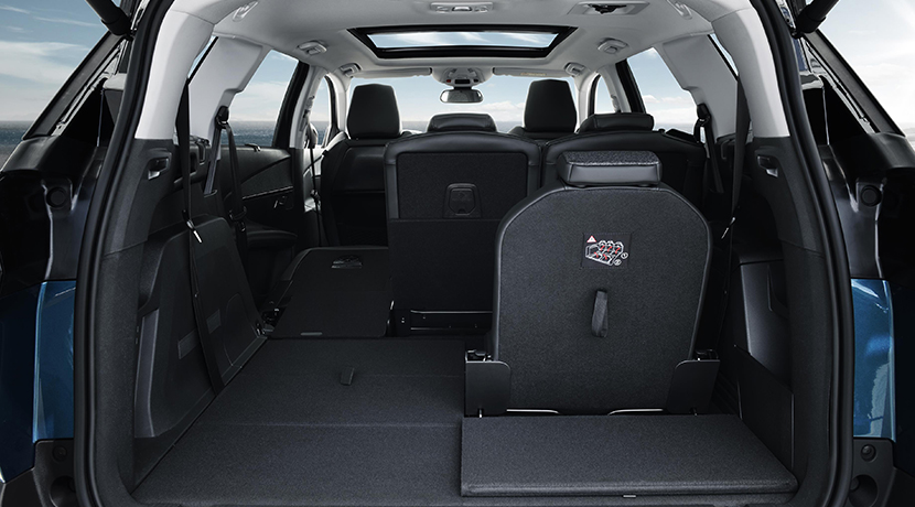 El nuevo Peugeot 5008 se transforma en un SUV siguiendo la estela de sus rivales 20