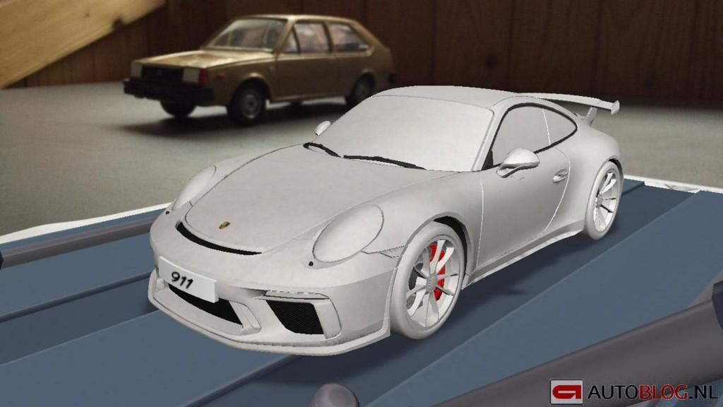 El Porsche 911 GT3 seguirá siendo atmosférico, llegará a los 500 caballos 1