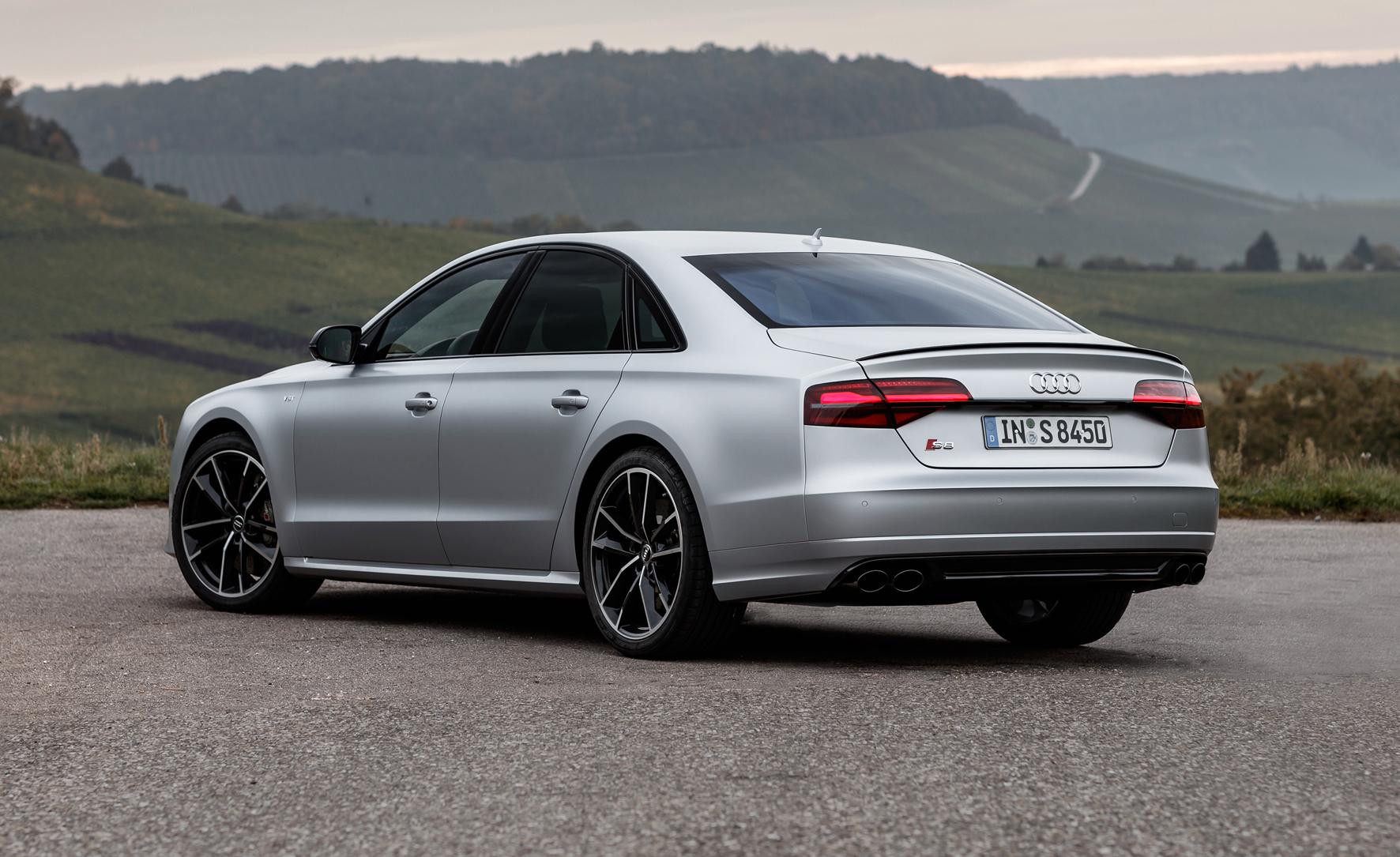 El próximo Audi S8 compartirá motor con el Lamborghini Urus 2