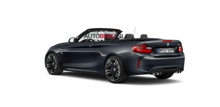 ¿Está BMW a punto de lanzar un M2 descapotable? 1