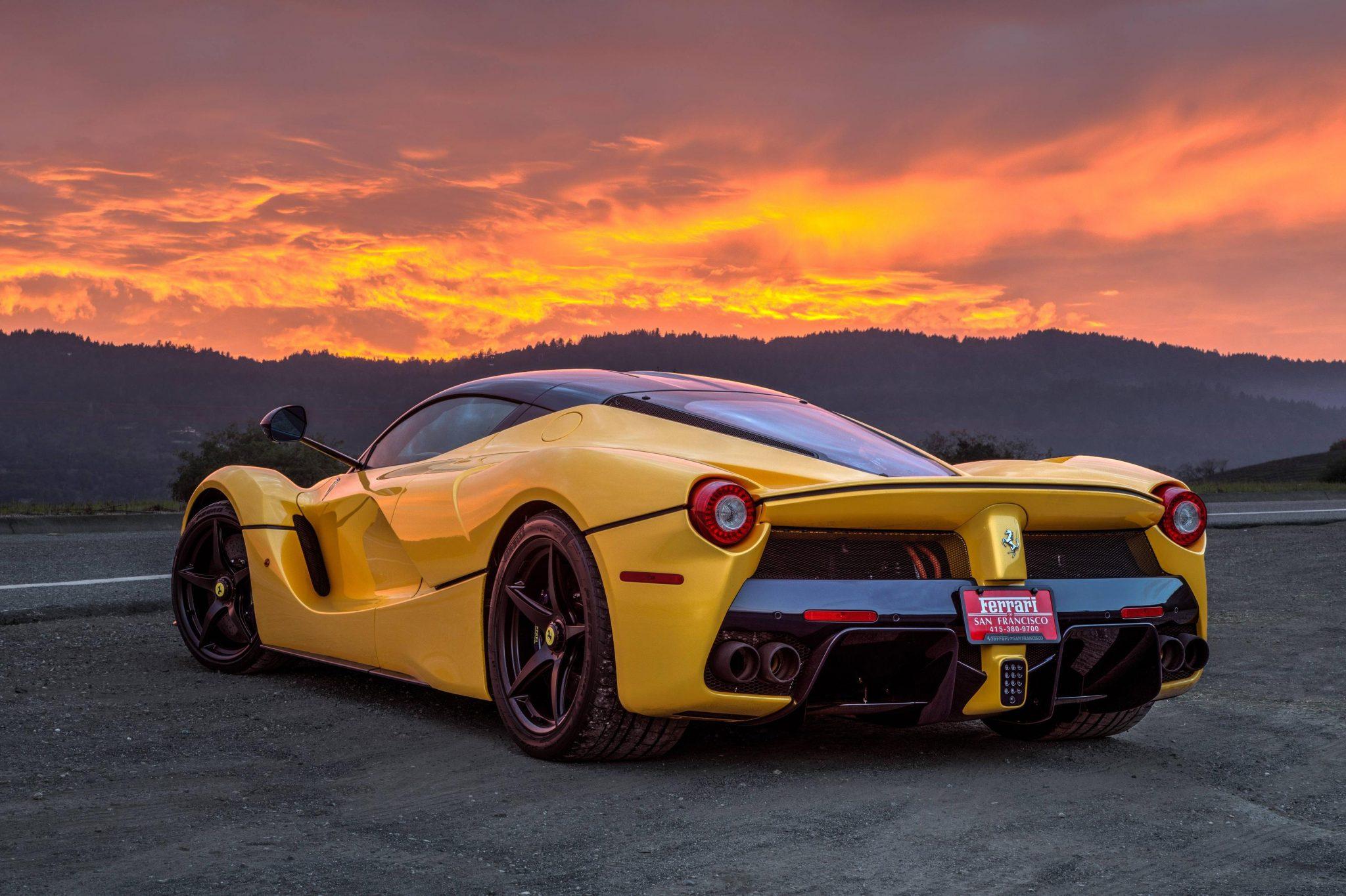 Ferrari construirá una unidad más del LaFerrari, con fines benéficos 1