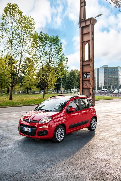 Fiat Panda 2017: Con más equipamiento y mayor conectividad 5