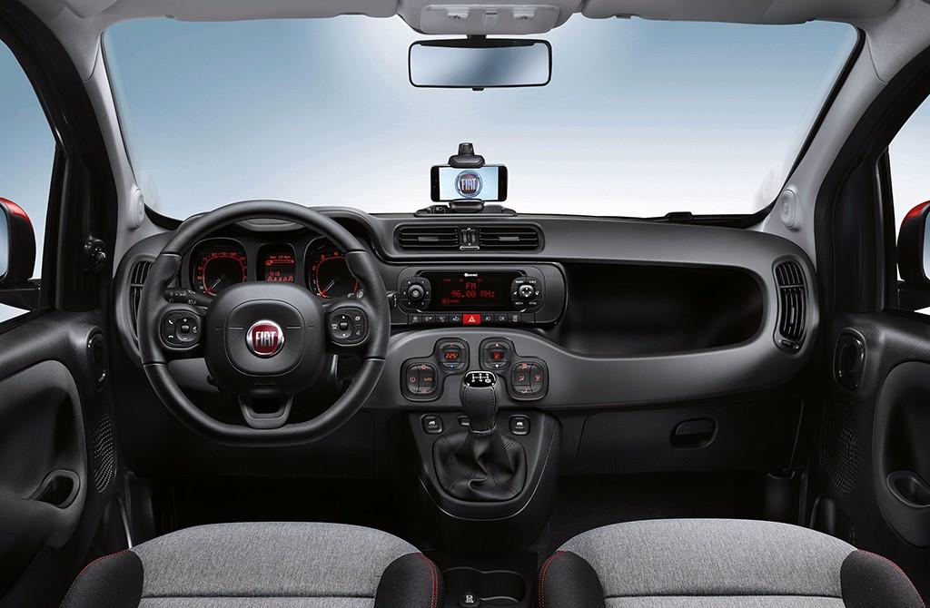 Fiat Panda 2017: Con más equipamiento y mayor conectividad 16