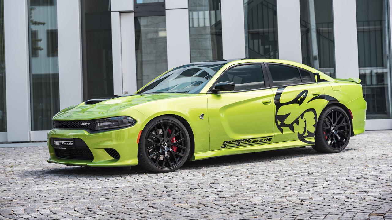 GeigerCars Dodge Charger SRT Hellcat, una vuelta de tuerca brutal 4