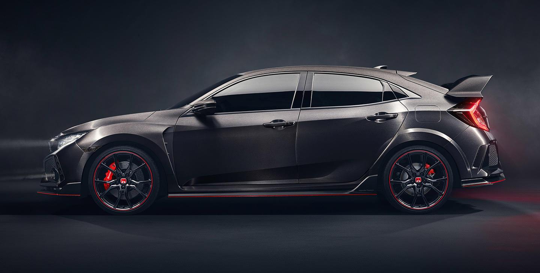 Honda Civic Type R Prototype: Anticipando a la nueva bestia japonesa 4