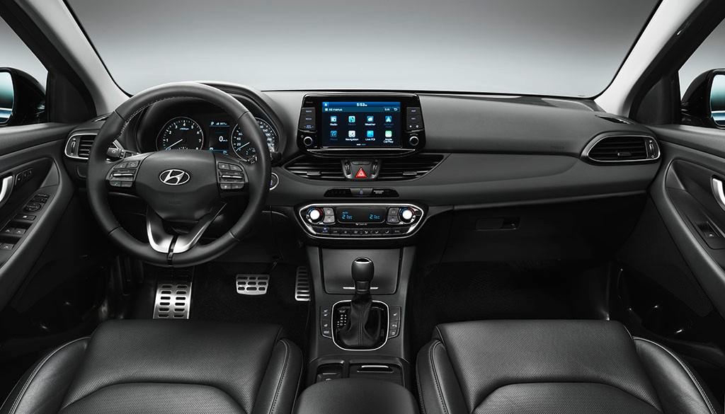 Hyundai i30 2017: Llega la nueva generación pensada por y para Europa, renovación integral 7