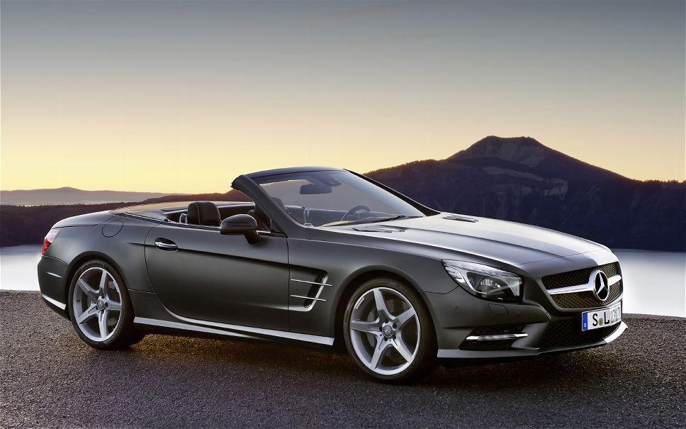 Más cerca del próximo Mercedes SL, un roadster que será más único 2