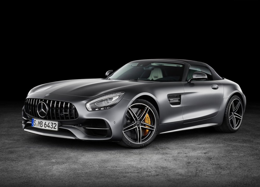 El próximo Mercedes SL será el sustituto del AMG GT
