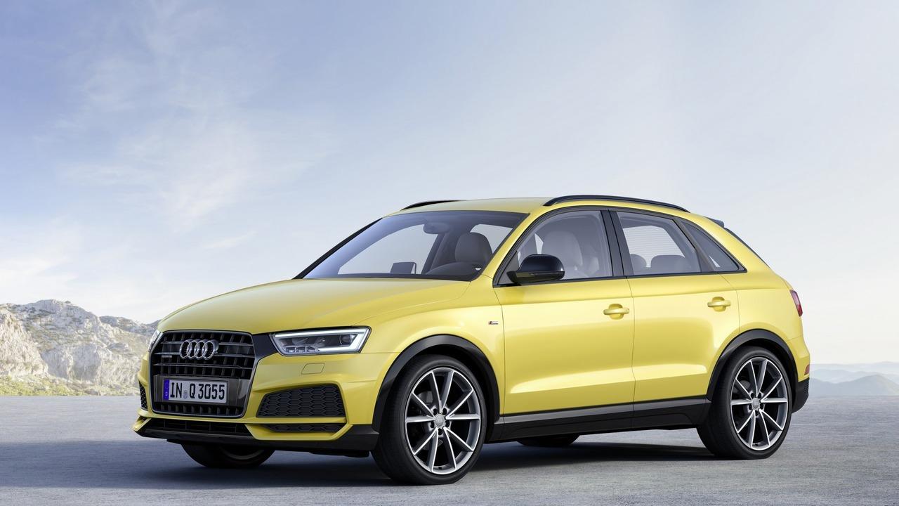Nuevo Audi Q3, llega la renovación parcial con nuevo aspecto 4