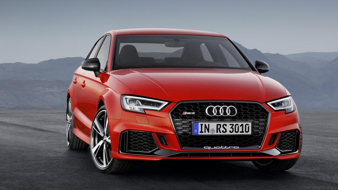 Oficial: Audi RS3 Sedán, 400 caballos en cuatro puertas 1