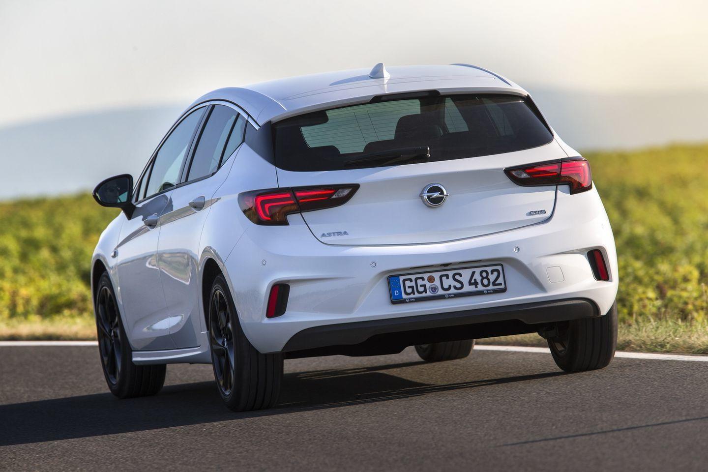 Opel Astra OPC Line Sport Pack: OPC parece, pero no es... 6