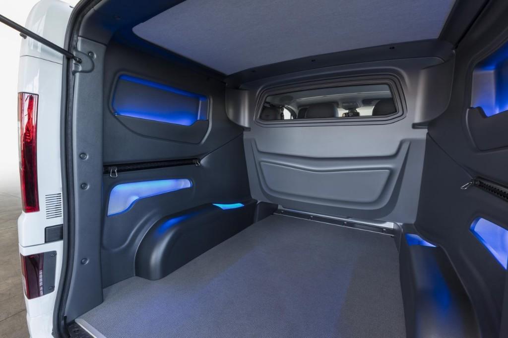 Opel Vivaro Sport: La fuegoneta con aires deportivos 3
