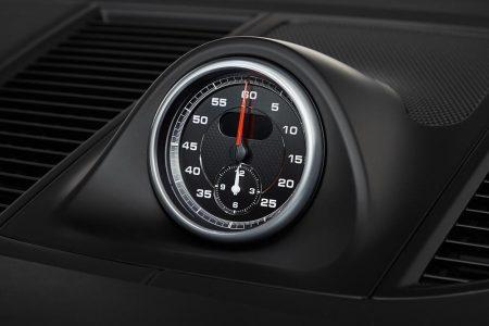 Porsche Macan Turbo Performance Package: 40 CV extra y mejor dinámica