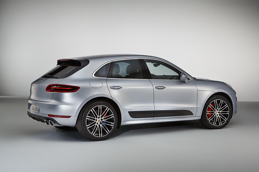 Porsche Macan Turbo Performance Package: 40 CV extra y mejor dinámica 5