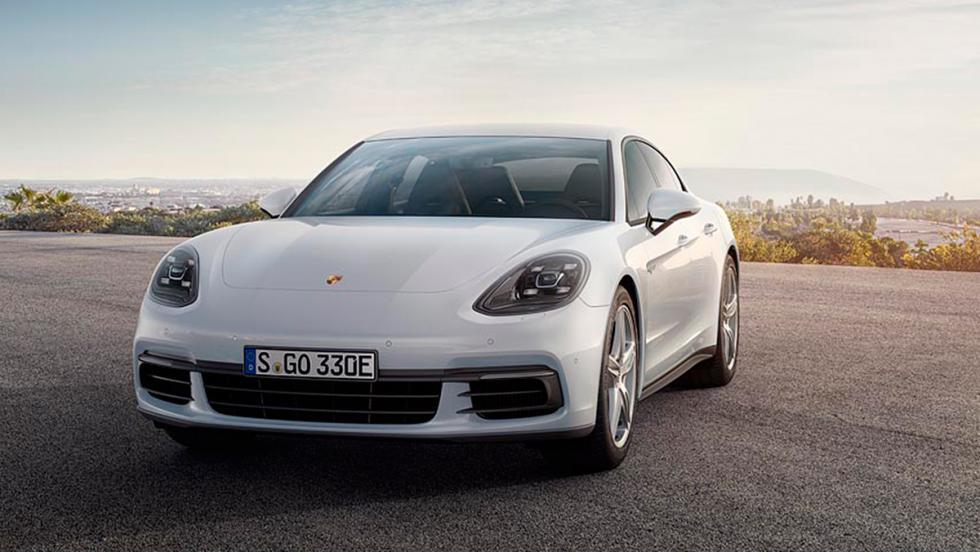 Porsche Panamera 4 E-Hybrid 2017: La versión híbrida que mejora las prestaciones del anterior 2