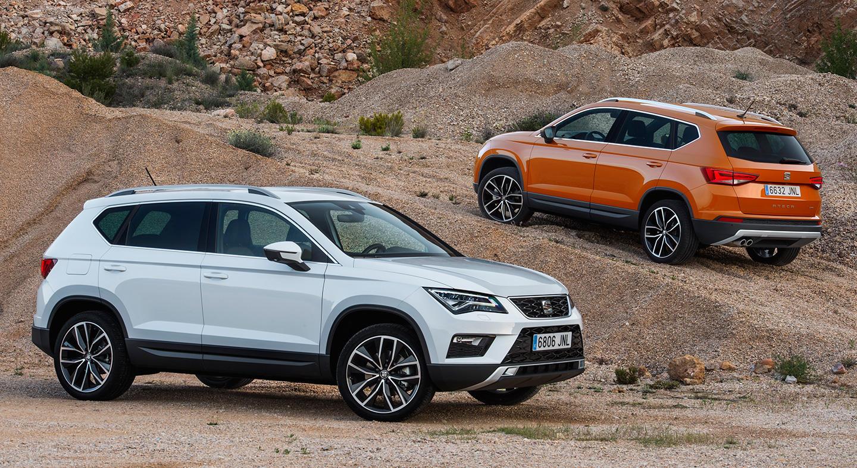 El SEAT Ateca será la base para un SUV deportivo y dinámico de la marca española