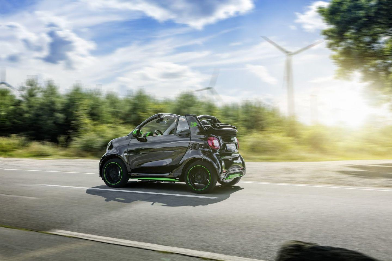 Smart Electric Drive 2017: La nueva gama eléctrica de Smart 1