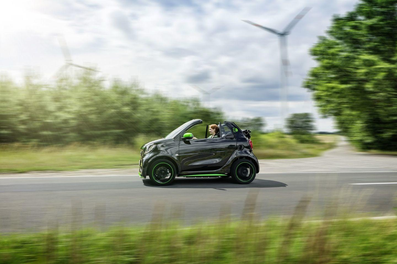 Smart Electric Drive 2017: La nueva gama eléctrica de Smart 2