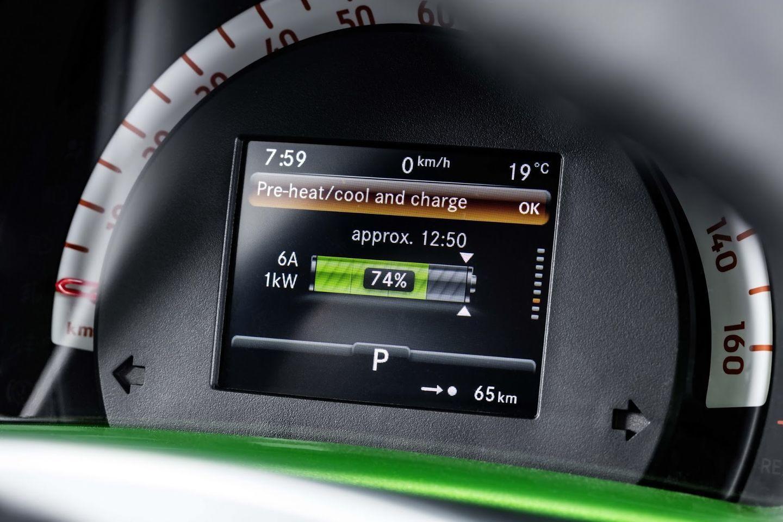 Smart Electric Drive 2017: La nueva gama eléctrica de Smart 13