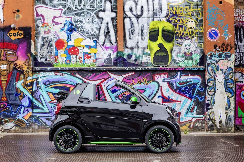 Smart Electric Drive 2017: La nueva gama eléctrica de Smart 20