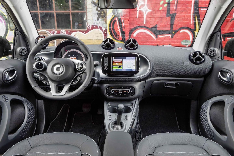 Smart Electric Drive 2017: La nueva gama eléctrica de Smart 23
