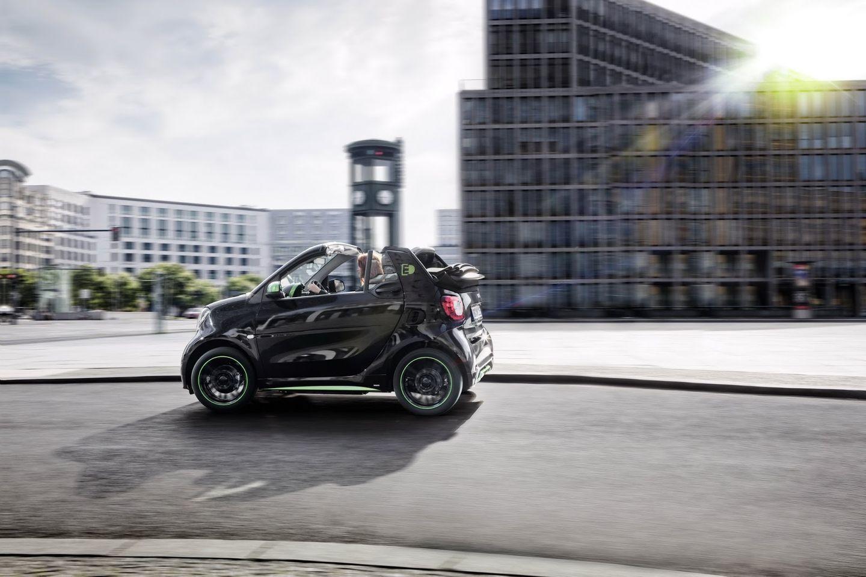 Smart Electric Drive 2017: La nueva gama eléctrica de Smart 25