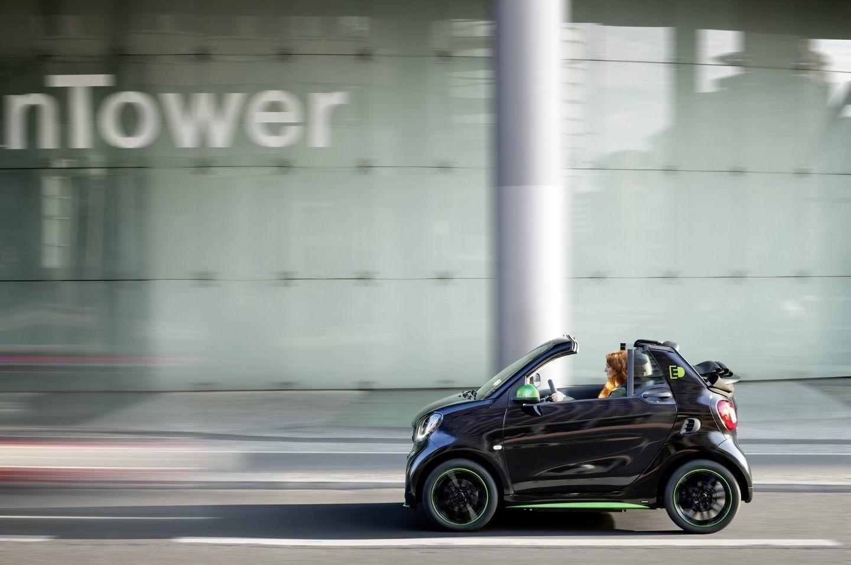 Smart Electric Drive 2017: La nueva gama eléctrica de Smart 26