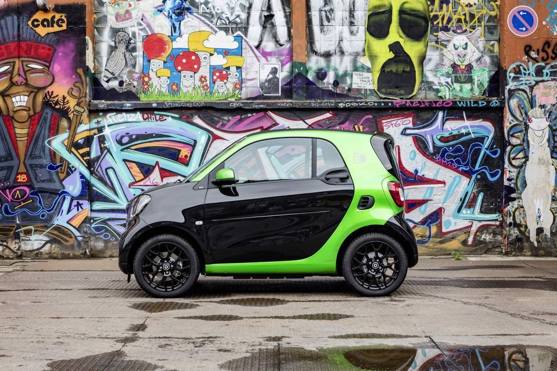 Smart Electric Drive 2017: La nueva gama eléctrica de Smart 27